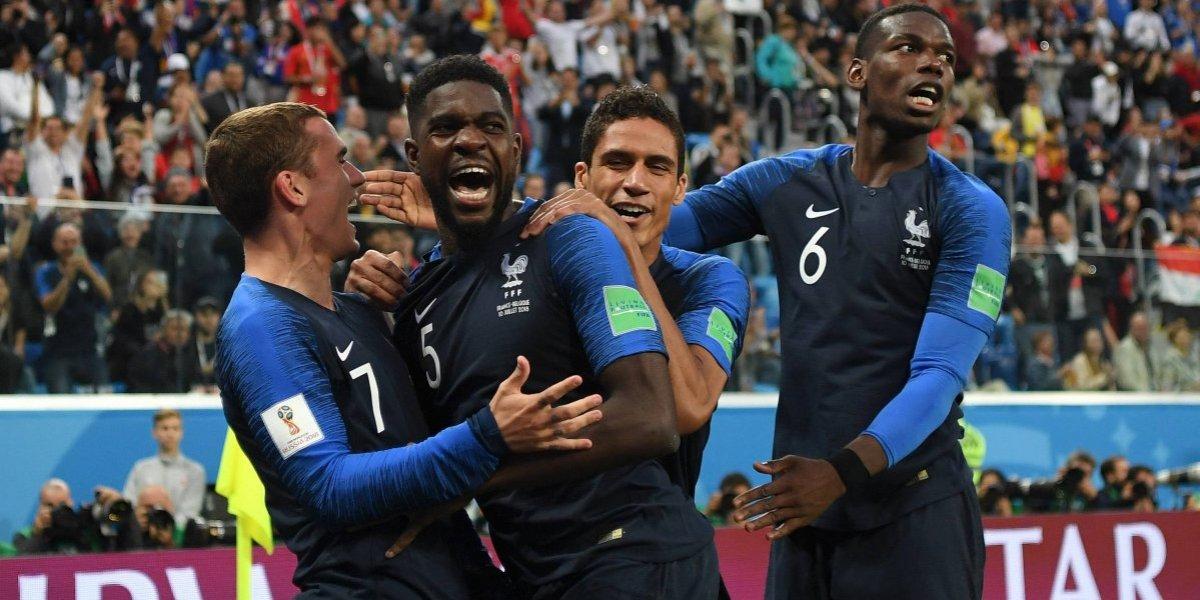 Así vivimos la clasificación de Francia a la final de Rusia 2018