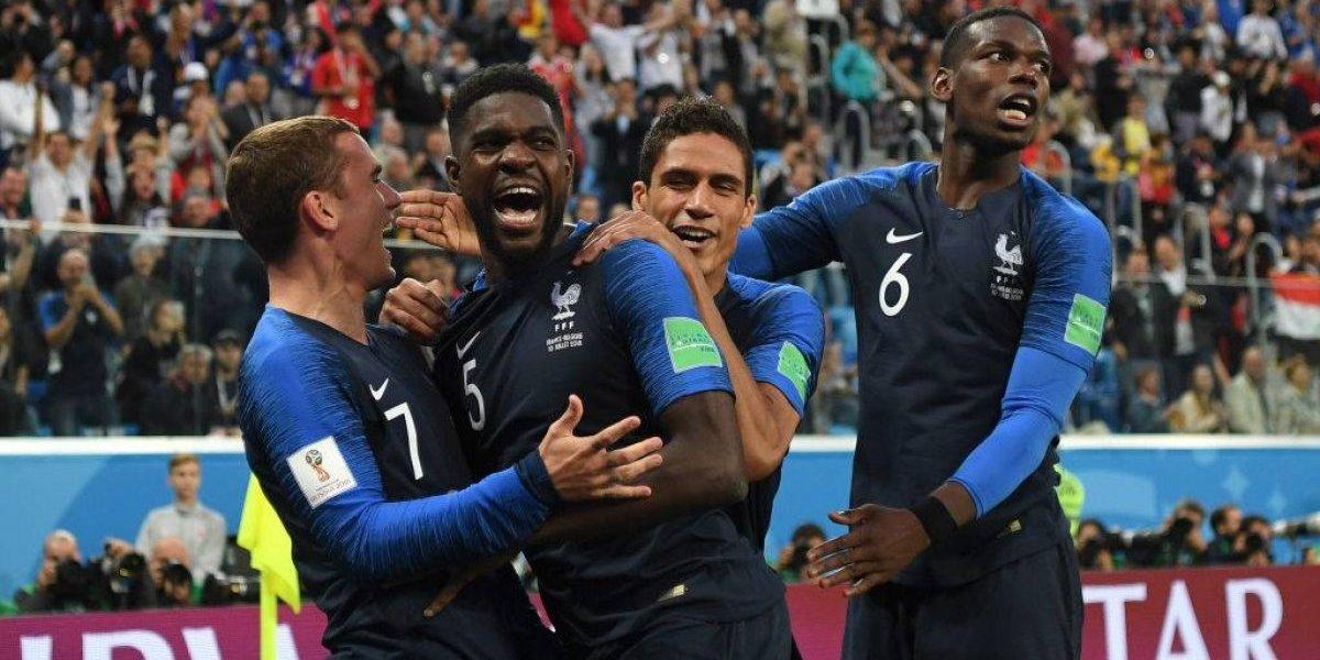 Francia bajó a Bélgica y clasificó a la final del Mundial de Rusia 2018