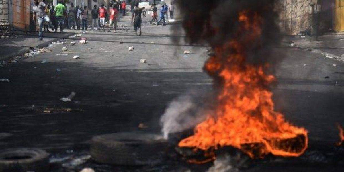 Gobierno haitiano investigará los disturbios tras el aumento de combustibles