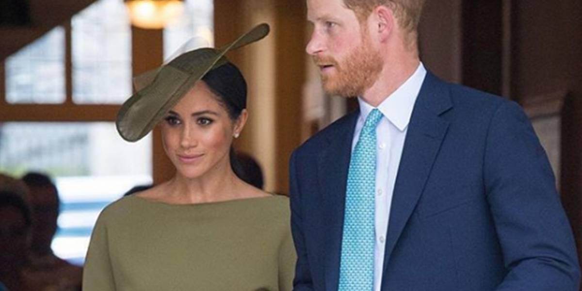 El costoso regalo que obsequiaron el príncipe Harry y Meghan a su sobrino Louis en honor a la princesa Diana