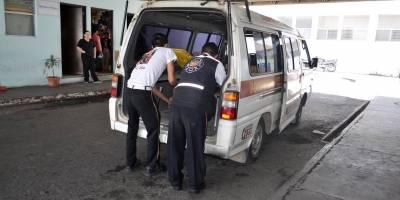 Ataque armado en San Pedro Ayampuc