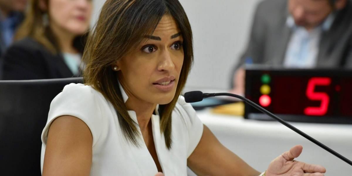 Boria guarda silencio sobre acciones del ejecutivo en caso de hostigamiento sexual