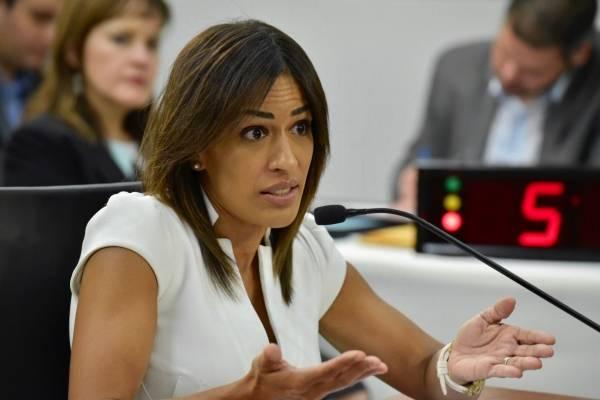 Lersy Boria, designada como procuradora de la Mujer por Ricardo Rosselló.