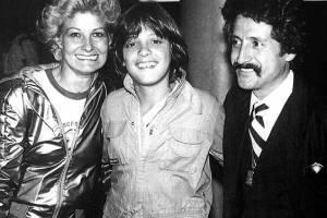 Familia de Luis Miguel.