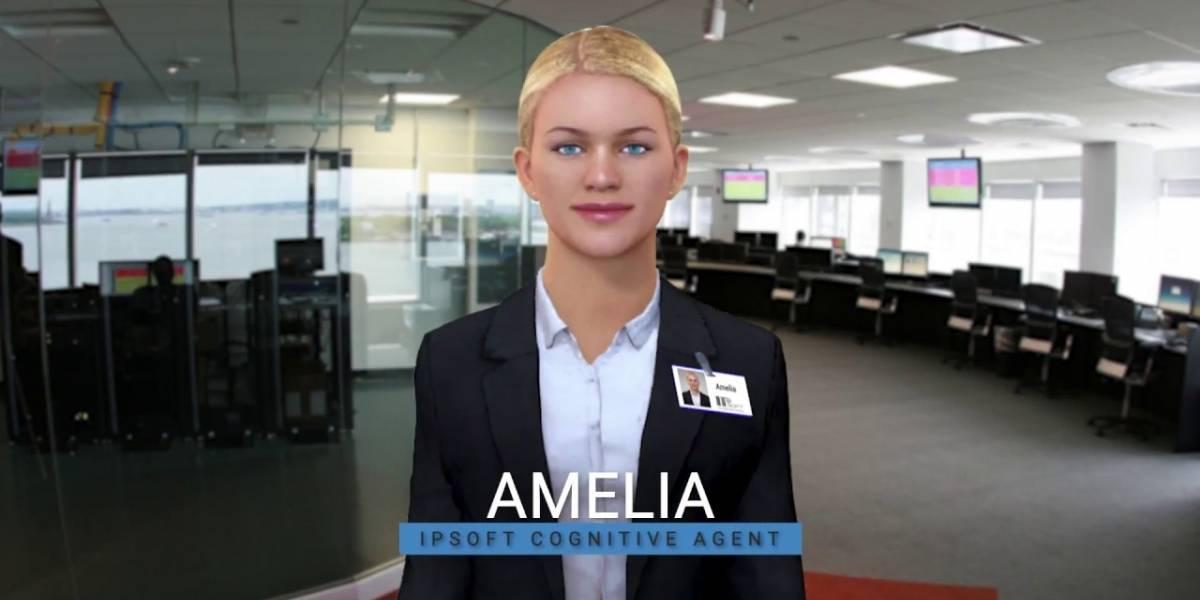 Adiós Amelia: Despiden a una de las IA más completas del mundo