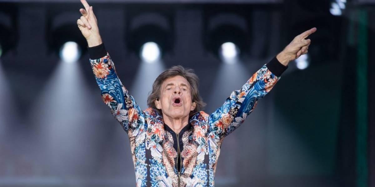 El líder de The Rolling Stones generó controversia por asistir al partido de Francia contra Bélgica