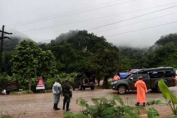 Niños futbolistas de Tailandia fueron rescatados