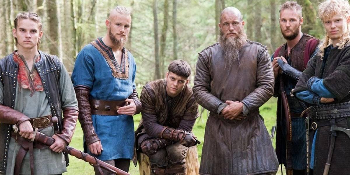 """Actor de """"Vikingos"""" es detenido tras protagonizar violento incidente en un avión"""