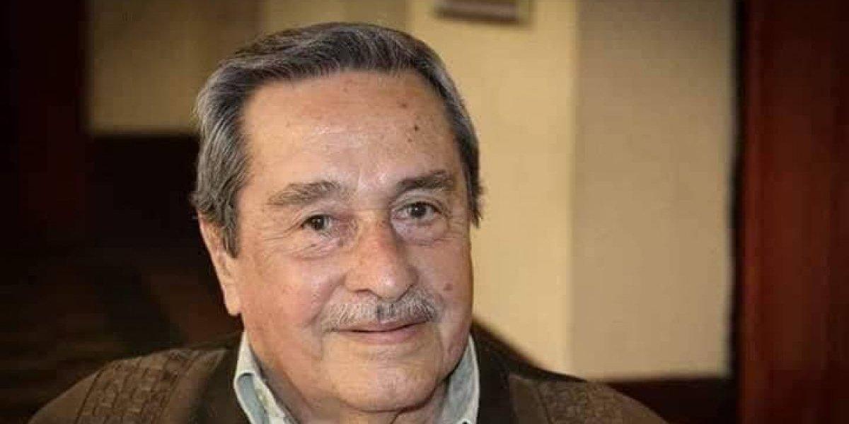 Muere el actor René Molina, pionero del teatro para niños