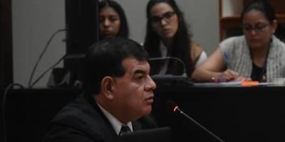 exfiscal Rony López, sindicado en caso Manipulación de Justicia, denuncia amenazas