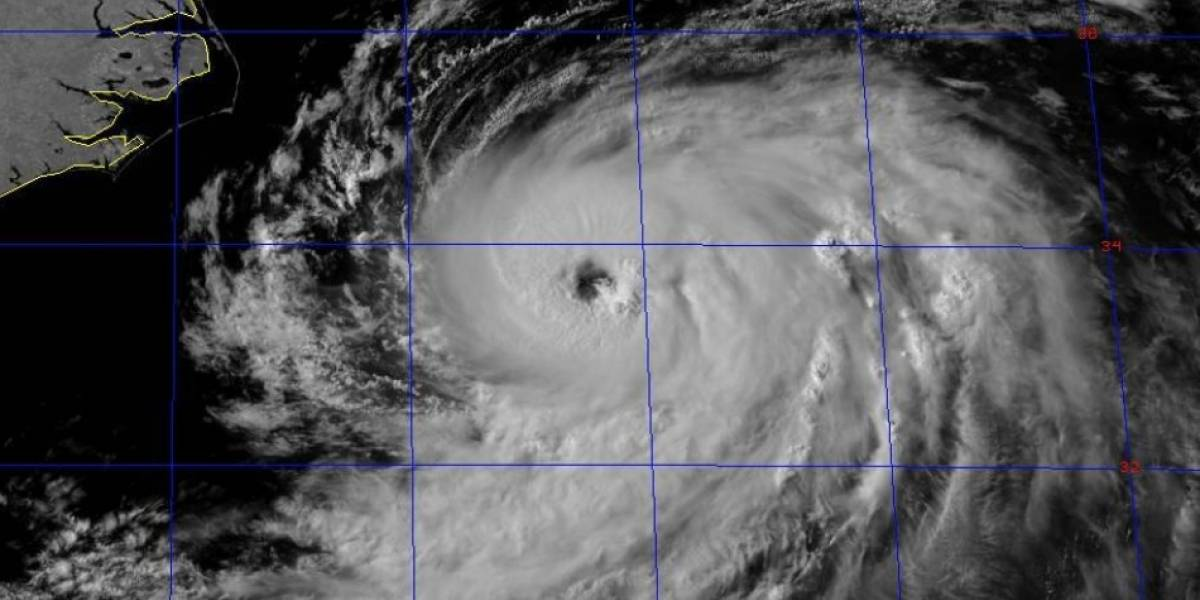 Se forma Chris, el segundo huracán en el Atlántico