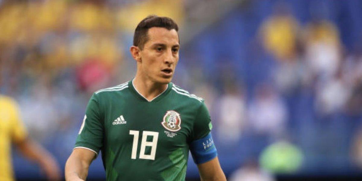 Andrés Guardado postea uniforme equivocado del Real Betis