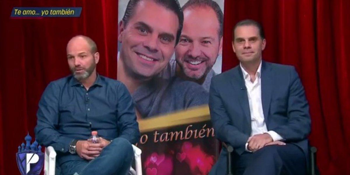 Luis García y Christian Martinoli ya cuentan con su propia telenovela