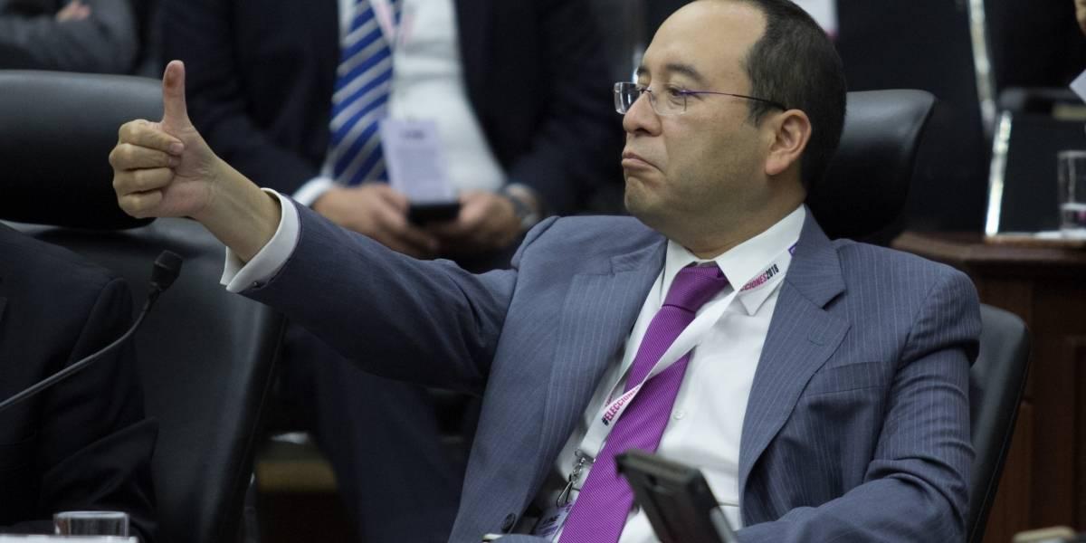 Candidatos tienen cinco días para subsanar fallas en fiscalización: INE