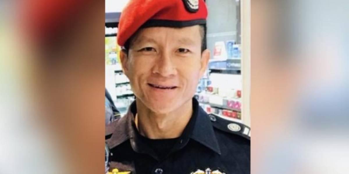 Recuerdan a Saman Gunan, rescatista que murió salvando a niños de Tailandia