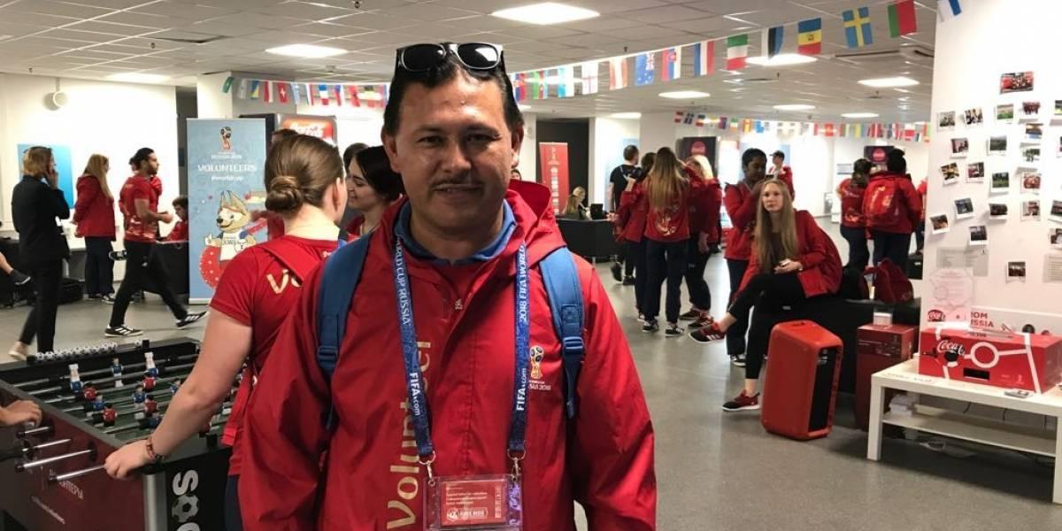 Los voluntarios mundialistas que ayudan por gusto y además aportan monetariamente en el Mundial 2018