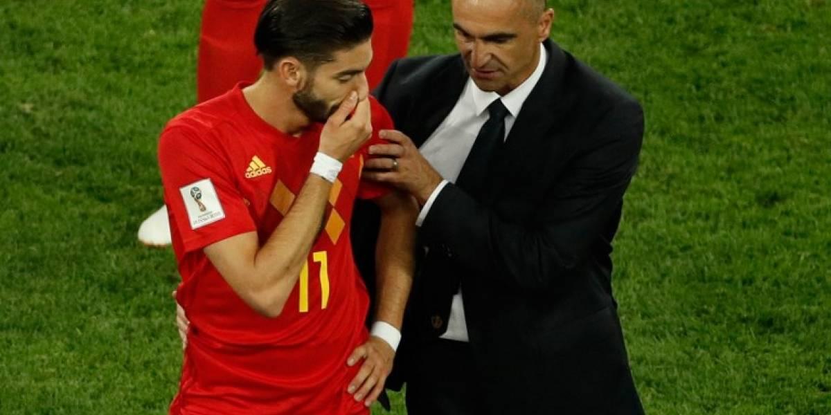 """""""Si hay que perder de alguna forma, que sea así"""", afirma Martínez"""