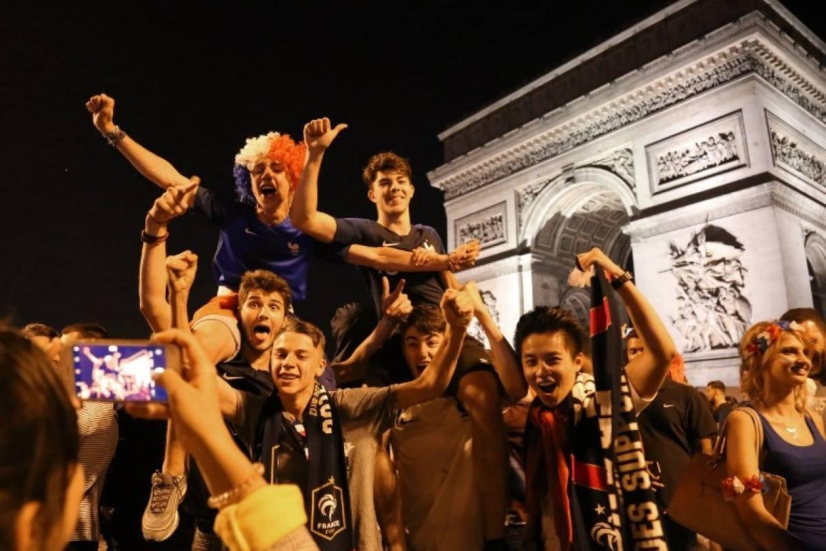 Croacia vence a Inglaterra y avanza a su primera final