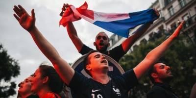 París Francia Mundial Rusia 2018