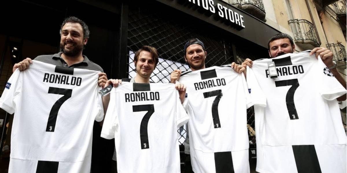 A pesar de que el equipo italiano va a gastar cerca de US 390 millones en  el contrato del portugués a9037d1e1b037