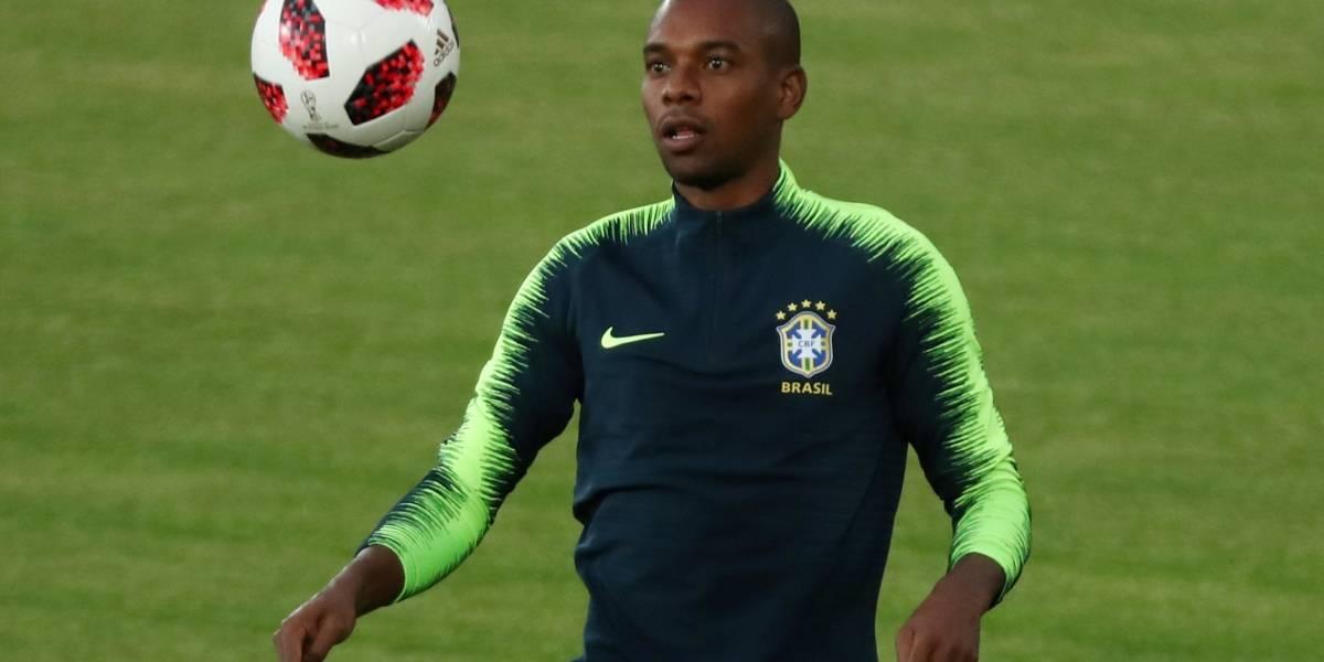 Atlético-PR presta apoio e incentiva Fernandinho a denunciar racistas