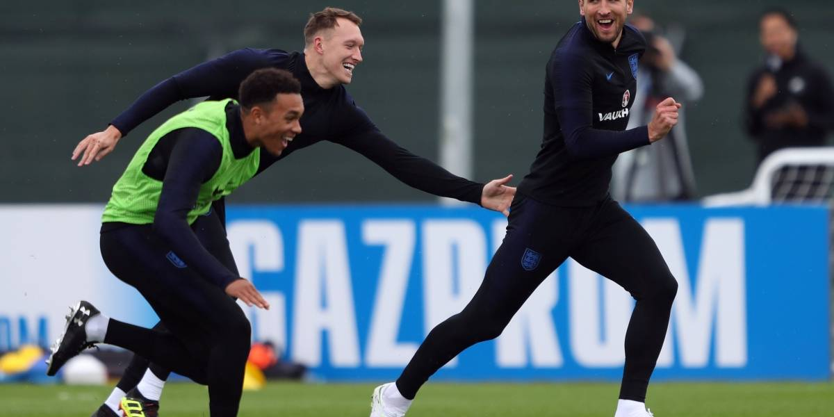 Croácia e Inglaterra disputam a segunda vaga na final da Copa