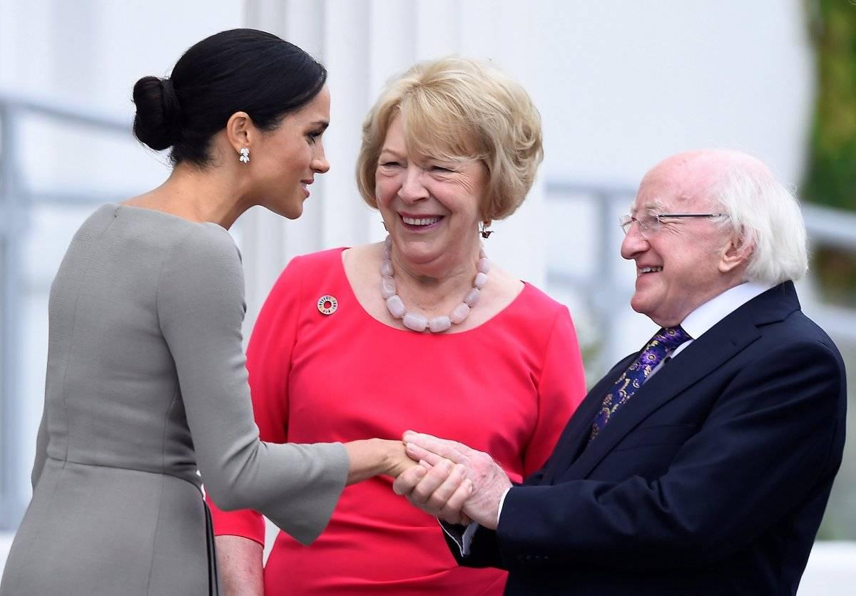 REUTERS / Clodagh Kilcoyne