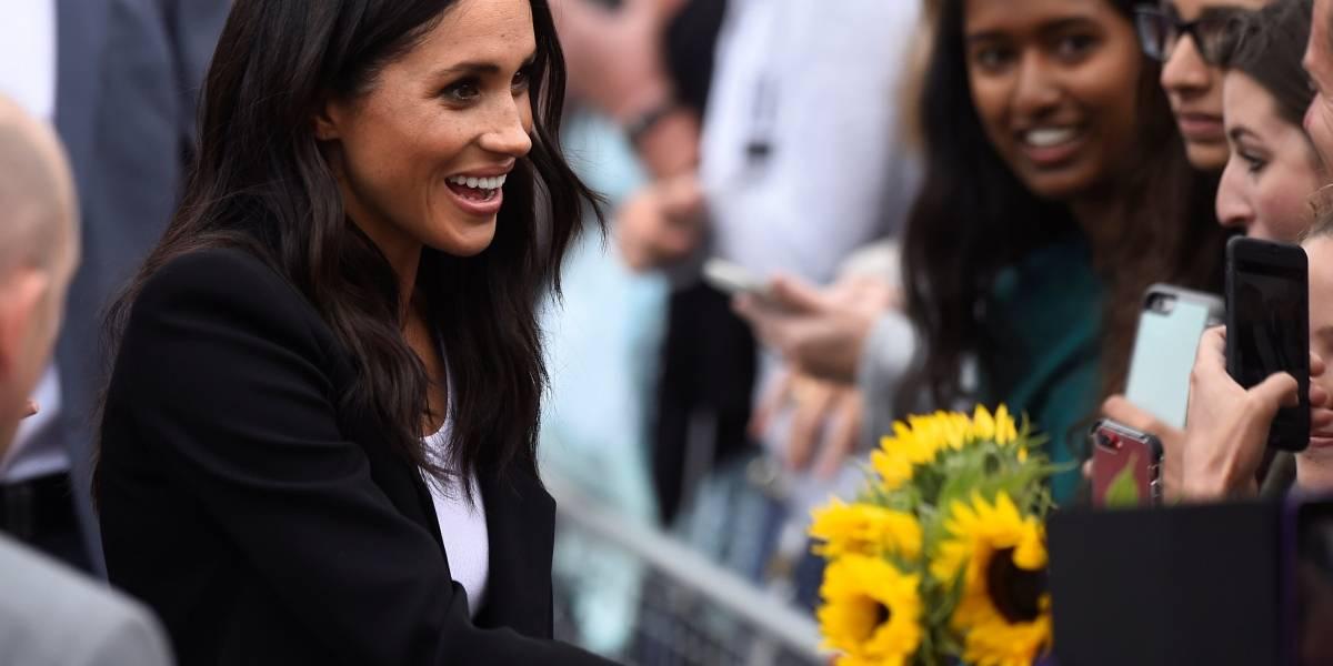 Coroa Britânica: Meghan Markle envia cartões de agradecimento aos fãs