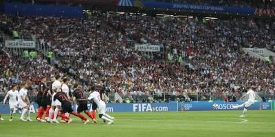Gol Inglaterra Croacia