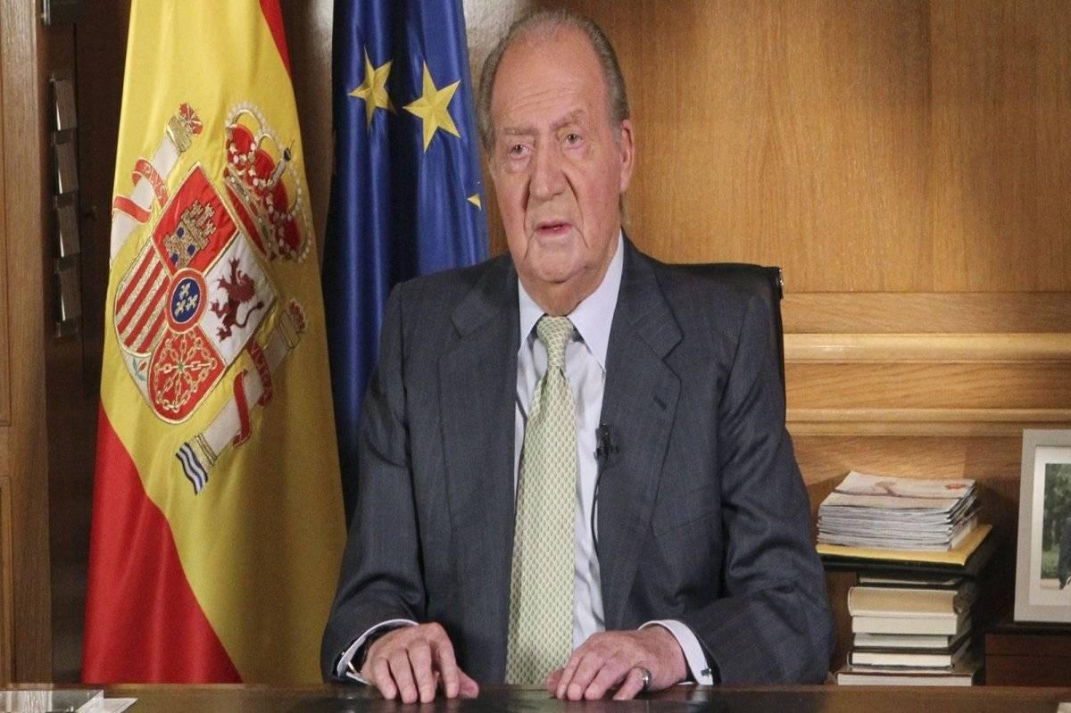 Rey Juan Carlos España