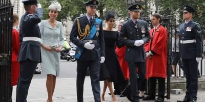 Meghan Markle vuelve a cometer un error de protocolo de la realeza