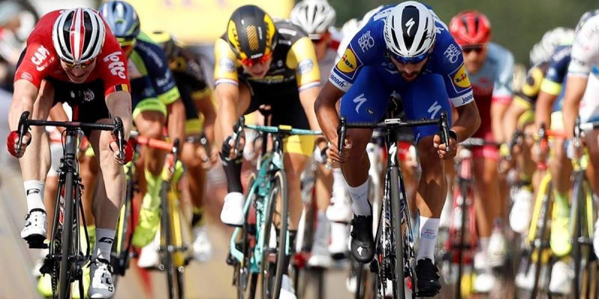 En vivo la etapa 5 del Tour de Francia 2018: aparece la media montaña