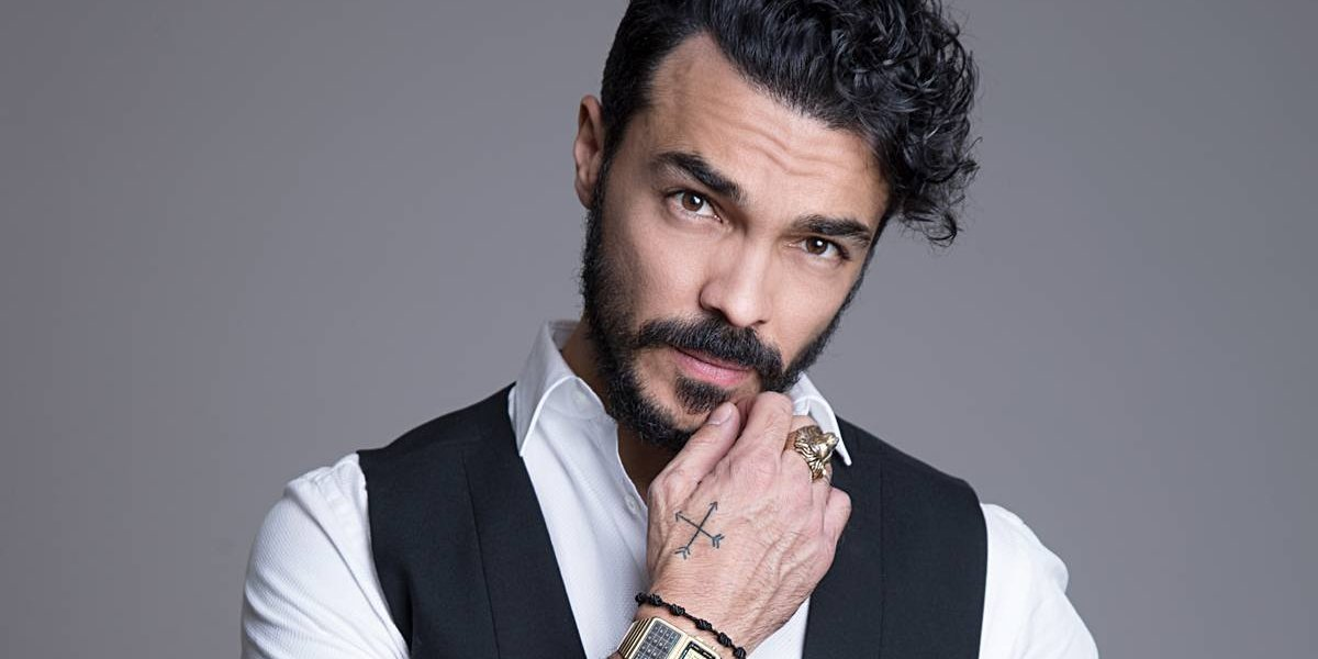 Shalim Ortiz alterará las emociones en Grand Hotel