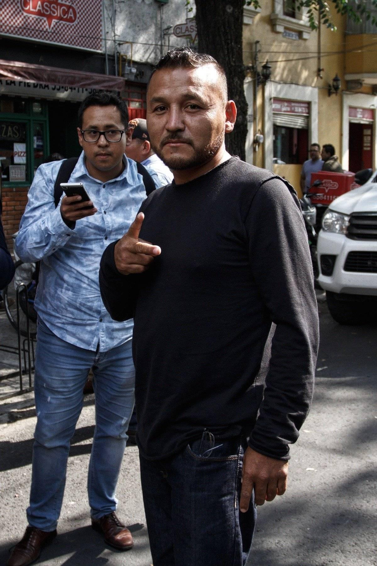 """Pedro César Carrizales,""""El Mijis"""" Foto: Cuartoscuro"""