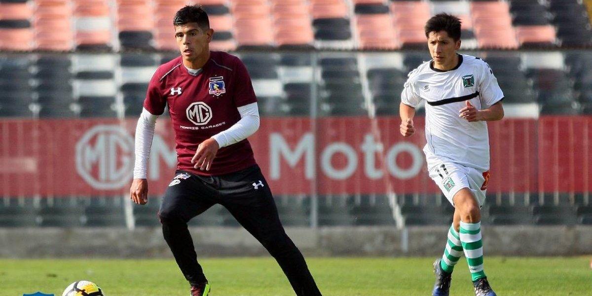 La reaparición de Esteban Pavez en Colo Colo fue con una derrota en amistoso ante Temuco