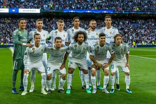 """Sergio Ramos: """"Ha sido un placer jugar a tu lado bicho (Cristiano)"""" Getty Images"""