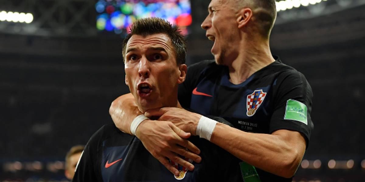 Croacia vs Inglaterra: ¡Croacia es por primera vez finalista de un Mundial!