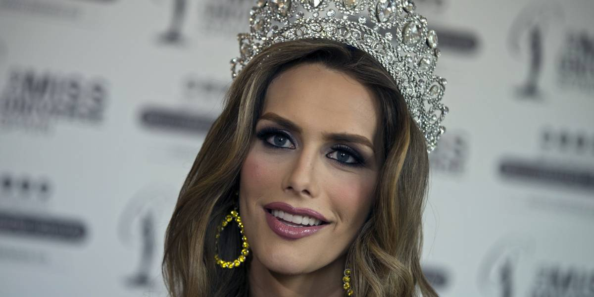 Aspirante transgénero a Miss Universo defiende a niños trans