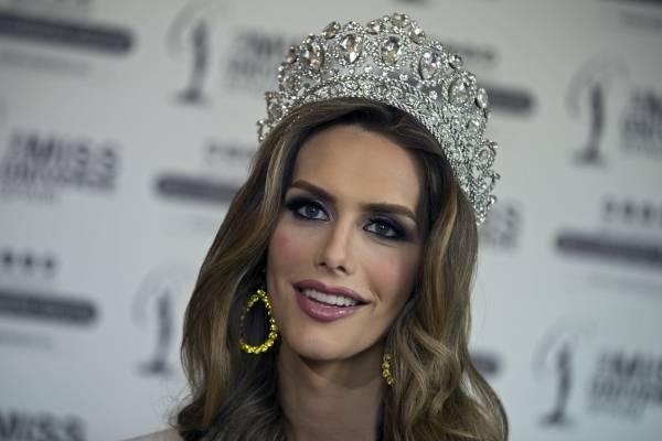 Concursante de Miss Universo se encuentra desaparecida