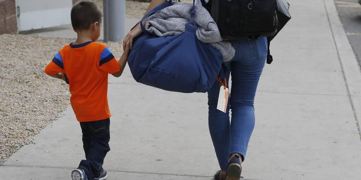 Gobierno de Trump incumple el plazo para reunir a familias migrantes