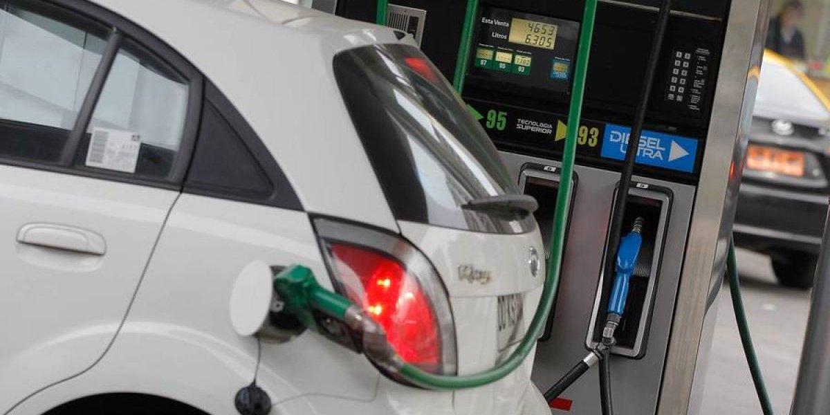 Justo para el fin de semana largo: precio de las bencinas registra alza este jueves