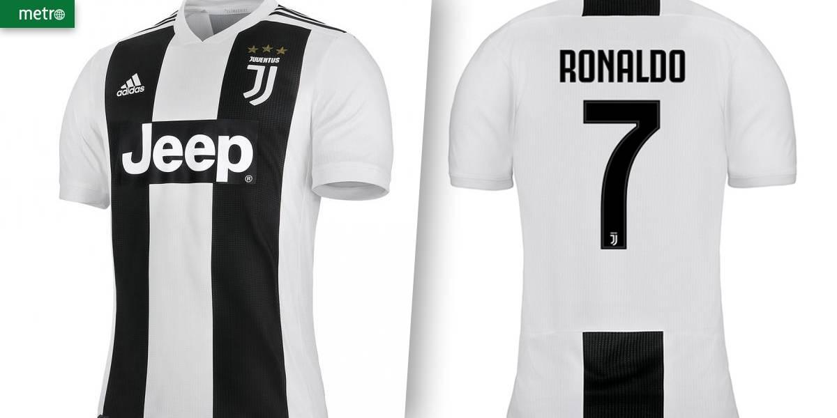Loja da Juve em Milão vende uma camisa de Cristiano Ronaldo por minuto