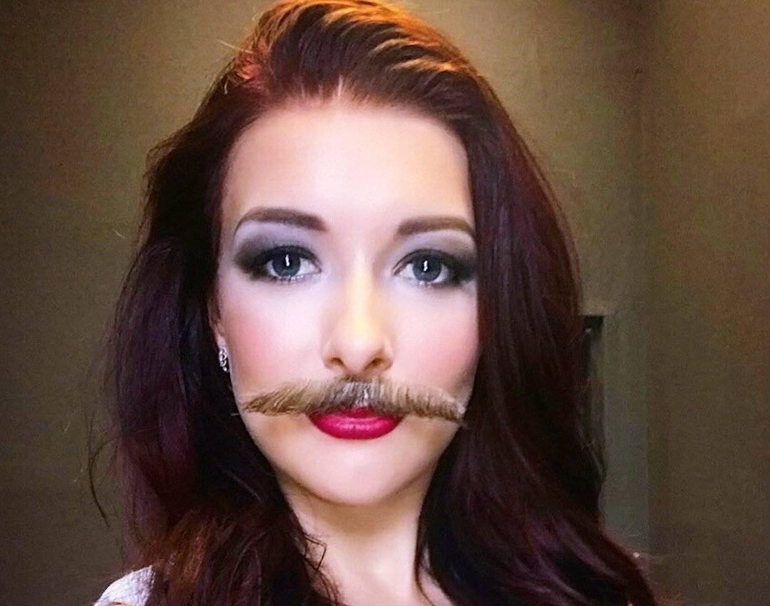 bigote de Cherchesov