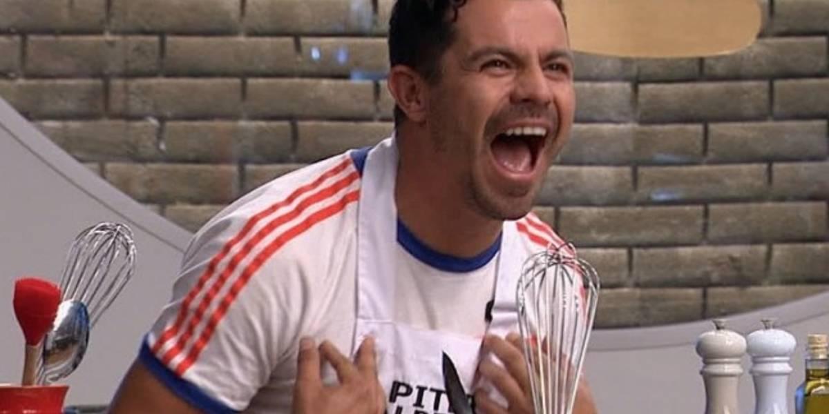 La broma de Piter Albeiro en MasterChef por la que es aplaudido en redes