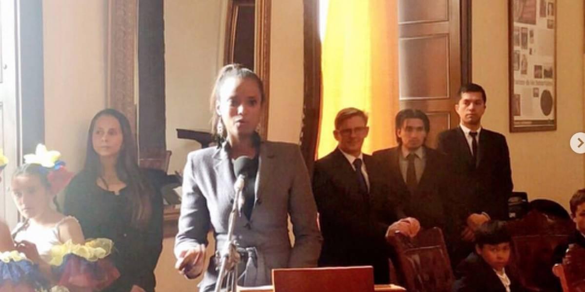 Fiscalía investigará a ex Señorita Colombia por mal manejo de dineros en su fundación