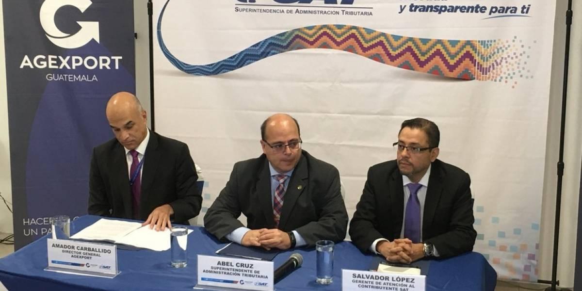 Nueva plataforma para exportadores reforzará controles para la devolución fiscal