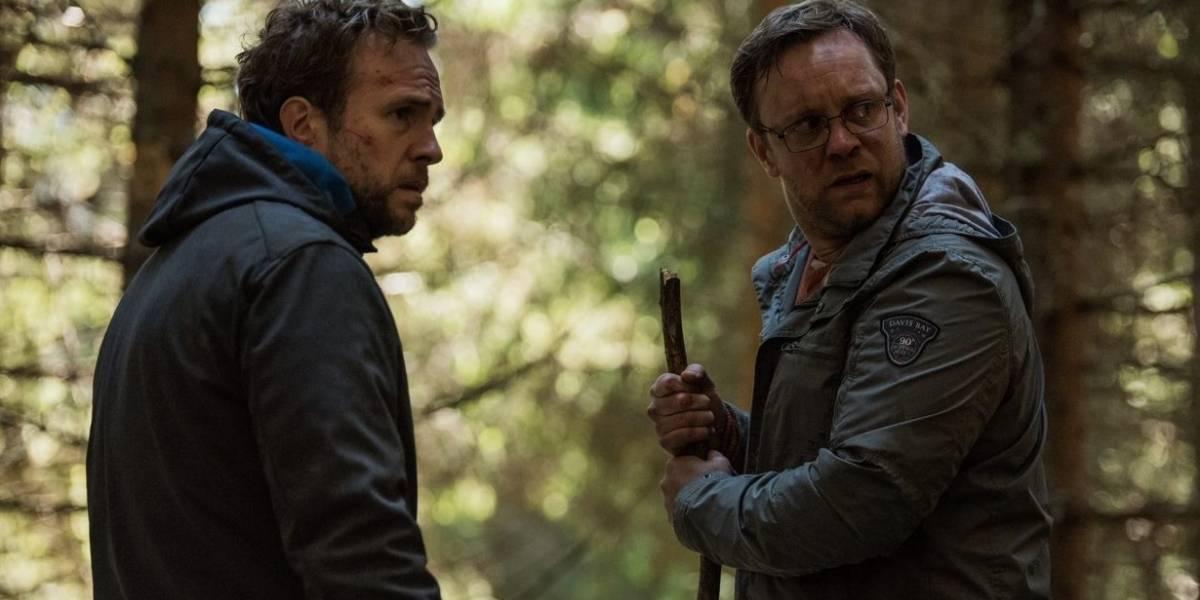 La película británica de terror 'El ritual' llega a salas de cine del país