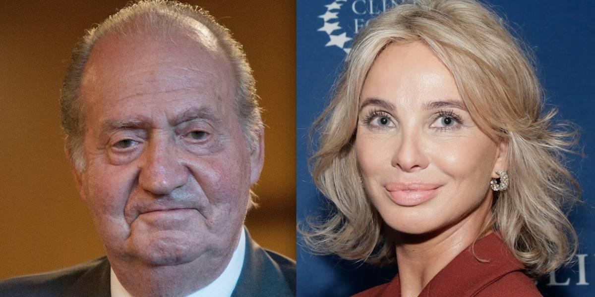 """Escándalo en la Corona española: ex amante del rey Juan Carlos lo acusa de utilizarla para el """"blanqueo"""" de propiedades"""