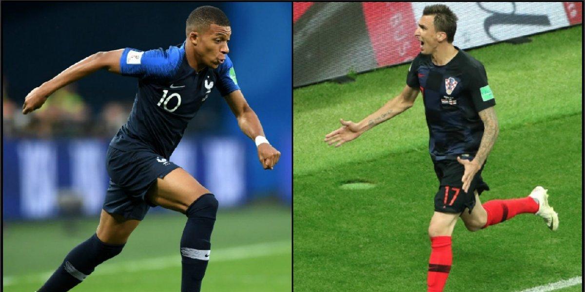 Francia vs. Croacia, final del Mundial de Rusia 2018: ¿Cuándo, dónde, a qué hora y quién transmite?