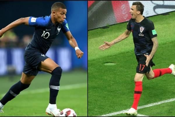 Francia-Croacia